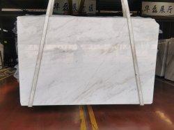 Guangxi 백색 대리석, 중국 Carrara 백색 대리석 석판 및 도와