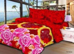 結婚式の寝具ファブリックによって印刷されるファブリックカーテンファブリック織物のパナマ製品65GSM