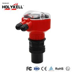 Holykell ホットセール 5m シリーズ 4 ~ 20mA 超音波水タンクレベル メートル