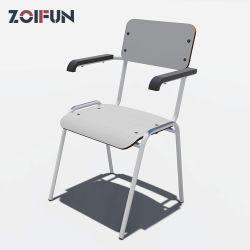 대학 강의 나무 교실 금속 대기 가구 학생 책상 의자 학교 가구