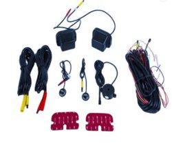 24GHz Blind Spot Microondas Sistema de detección de detectores de radar para las carretillas de uso