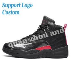 Commerce de gros Aj personnalisé Sneakers chaussures occasionnel de Design de Logo de la personnalité