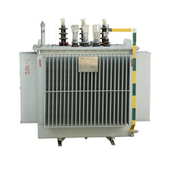Kema Certificateの11/0.4kv 400kVA Oil Immersed Distribution Transformer
