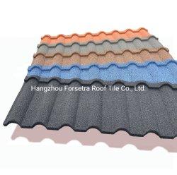 Standaardformaat bouwmateriaal Aluminium dakplaat Bouwmateriaal dak Tegels in Nigeria Roof Market