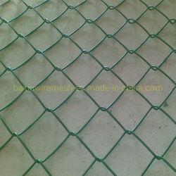 Ферма ограждения хорошего качества с покрытием из ПВХ 6 футов звено цепи ограждения