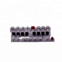 Il fornitore dell'OEM personalizza le tastiere della membrana della gomma di silicone