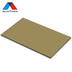 Экспорт Филиппин Зеленый 4мм внешней стеной оболочка материала