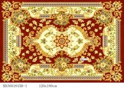 Heißer Verkaufs-Polierkristallteppichboden-Fliese mit Leuchtstoff hellen Farben