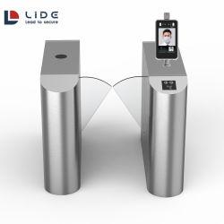 Acesso RFID do Sistema de Controle Automático da Porta de Entrada da barreira da aba do guarda-lamas Catraca Gate Catraca retráctil Gate