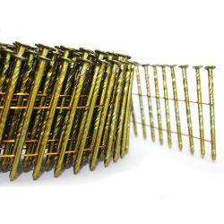 15 Grados Clavo Electrosoldado En Rollo