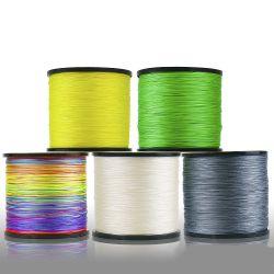 編みこみの採取ライン小さい直径、摩耗の抵抗力がある極度の強い高性能のカムフラージュのPEの採取ライン