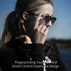 O Bluetooth 5.0 Eyewaer música com altifalante de áudio sem fio Smart Bluetooth Óculos Óculos inteligente