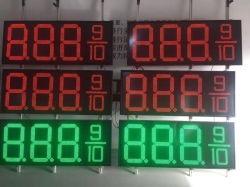 24 بوصة 32 بوصة 8.88 9/10 LED علامة سعر الغاز الزيت شاشة أسعار الغاز