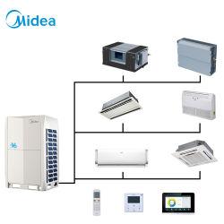 العلامة التجارية MIDEA نظام VRV VRF حالة الهواء المركزي عاكس التيار المستمر R410A في الهواء الطلق