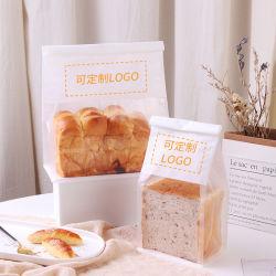 Fecho de torção do fio torrar pão de cookie saco de papel de embalagem de alimentos