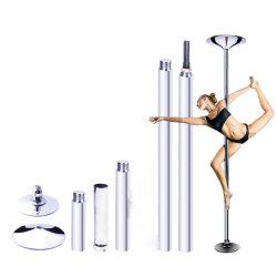 Pôle d'arasement 45mm réglable Portable de la danse pôle pour les débutants et professionnels