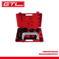 Kit de servicio de rótula universal 4 ruedas motrices extractor de rótulas Kit de herramientas de instalación