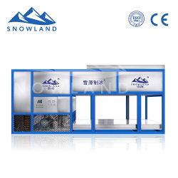 El último bloque de refrigeración automática 8t Máquina de hielo/Ice-Making Maker/Ice maker