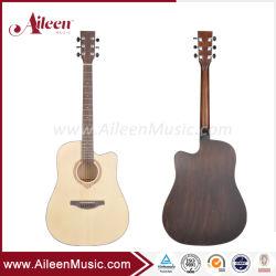 41インチDの形ボディアコースティックギター(AFM-H10)