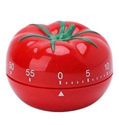 Une heure en plastique de la cuisine de tomate Minuteur de cuisine