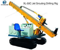 XL-50c bâtiment civil Foundation machine de forage de cimentation de jet de renfort