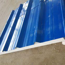 950mm tipo Expandable sándwich EPS Poliestireno laminado Panel de pared
