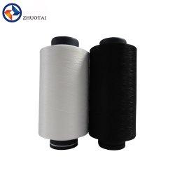 Fornecedor de fios especializado chinês 2070 Acy Jato de ar de licra de Nylon Fios coberto para produtos de tricotar