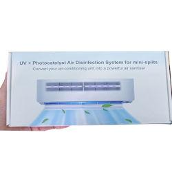 공기 청정기 온하우스 UV UVC 표시등 HVAC AC(에어컨) 덕트