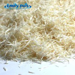 Per letti animali Prezzo fabbrica OEM lana di legno dalla Cina