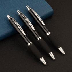 Annonce d'affaires Cadeaux stylo métallique Logo personnalisé cliquez sur Pen