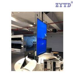 """55""""4K Signag Digital de doble pantalla LCD de pantalla digital, digital, carteles, Publicidad, Super Slim Desig, Android y Windows dentro de"""