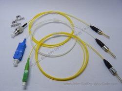Diodo a laser analógico de fibra óptica com CWDM para CATV e soldadura a laser 1270~1610nm