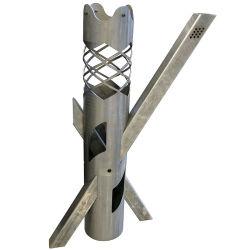 Производитель штамповки деталей стальной трубы рамы изготовление Custom металлические изгиба трубы сварки трубопроводов рабочей