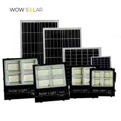 IP65 LED-zonneverlichting voor buiten, vierkante zonweringverlichting, LED-zonnepaneel Licht oplaadbaar lampje