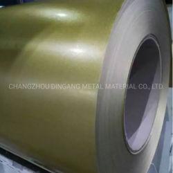 Bobinas de acero con recubrimiento de color Pre-Painted Z275