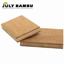 100% طاق خيزرانيّ يحاك خشبيّة لوح إستعمال لأنّ داخليّ يرقّق مطبخ أعالي
