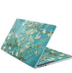 Tampa notebook portátil moda adesivo de pele