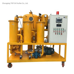 Haute efficacité vide Double-Stage Usine de purification de l'huile du transformateur