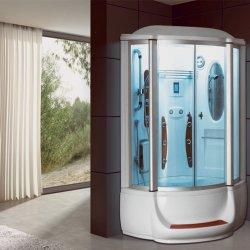 Einzelnes Gebrauch-hohes Sektor-Dusche-Tellersegment-Acryldampf-Dusche-Raum