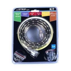 Светодиодный индикатор газа комплект освещения 1m/2m/5m добавочный номер сегмента с маркировкой CE Cert гибкая система освещения