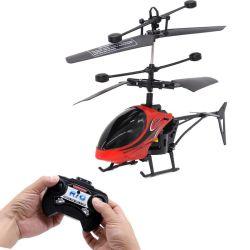 Weerstand om weg te vallen, het MiniStuk speelgoed van de Afstandsbediening, Helikopter RC