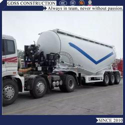 Motor diesel de 3 ejes de 45 a 60 toneladas de cemento Bulker