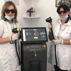 Professional ELight Shr IPL Alma Laser Sopran Ice Platinum Titanium 808nm Diode Laser Haarentfernung Medizinische Beauty Maschine Preis