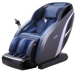 Ganzkörper-Elektro-Massage-Stuhl komplett zusammengebaut Massage Recliner ABS Leder