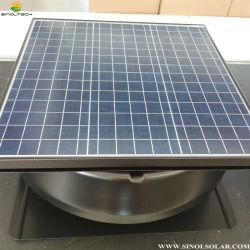20W 14 дюймов от солнечной энергии чердак вентилятора салона PV регулируемые (SN2013008R)