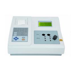 Mi-B031una sola / Double / cuatro canales de la coagulación sanguínea Semi-Auto Coagulometer Analyzer