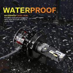 LEIDENE van de Lamp van het Bewijs van het water Auto Lichte 300% Heldere LEIDENE van de Auto Koplamp