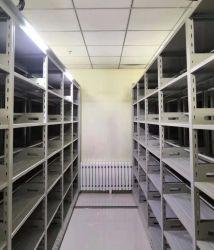 Sistema de almacenamiento móvil de acero de alta densidad densa Fabricante Gabinete móvil
