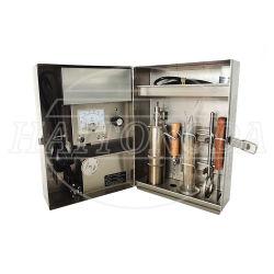 50ml de fluidos de perfuração de aquecimento interno de óleo e água.O dispositivo de separação de sólidos) Kit de retorta / Modelo ZNG-2