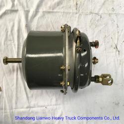 El disco de resortes de aire de la cámara de freno de la carretilla Wg900036012 para uso intensivo de Bus de remolque